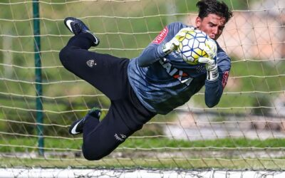 Goleiro Uilson vai dipsutar a Florida Cup pelo Atlético-MG