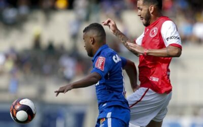 Alisson dá assistência e Élber deixa o seu em vitória do Cruzeiro