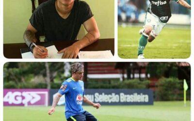Atacante Artur, do Palmeiras e da Seleção, é o novo cliente da Un1que