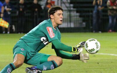 Goleiro Uilson fecha Flórida Cup como titular nos dois jogos do Atlético-MG