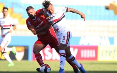 André Castro fecha Paulistão como atleta com mais passes certos na competição