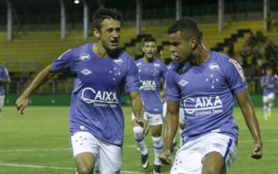 Alisson marca e Cruzeiro avança na Copa do Brasil