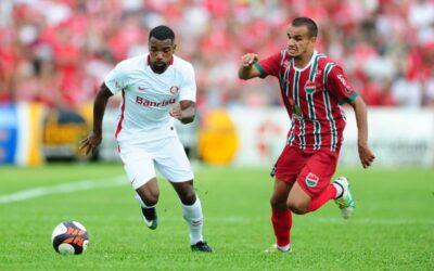 Titular, Junio faz terceiro jogo pelo Internacional