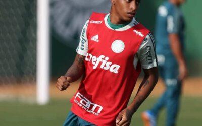 Tchê Tchê está relacionado no Palmeiras e vai para o clássico contra o São Paulo
