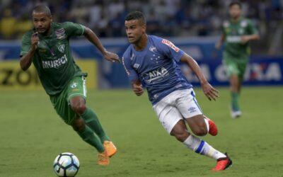 Alisson comemora vitória e classificação do Cruzeiro na Copa do Brasil
