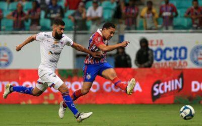 Edigar Junio volta e deixa sua marca em vitória do Bahia