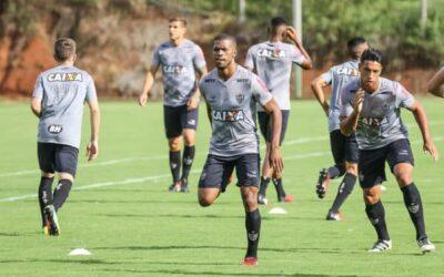 Carlos César e Uilson serão titulares no Atlético-MG