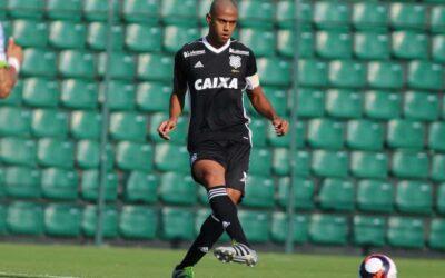 Capitão Bruno Alves comemora marca de 100 jogos pelo Figueirense