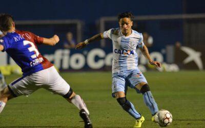 Atacante Artur se destaca e deixa sua marca no clássico Paraná x Londrina