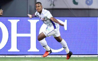 Atacante Lins volta a marcar na J-League e soma dois gols com a camisa do Ventforet Kofu