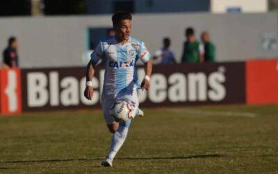 Antes da final da Primeira Liga, Artur foi destaque em matéria do Globo Esporte