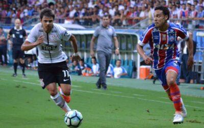 Em intervalo de três dias, Edigar Junio faz gols, dá assistência e brilha contra Palmeiras e Corinthians
