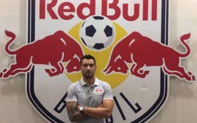 Primeiro atleta da Un1que, Tiago Campagnaro se aposenta e assume nova função no Red Bull