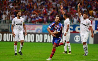 Edigar Junio marca e garante vitória do Bahia no Ba-Vi