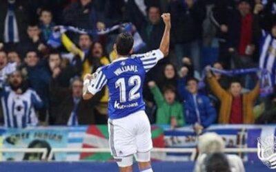 Willian José marca de novo, chega aos 15 gols na temporada e iguala sua melhor marca da carreira