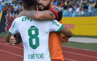 Agora rivais, Tchê Tchê e André Castro são destaque em matéria do Ge.com