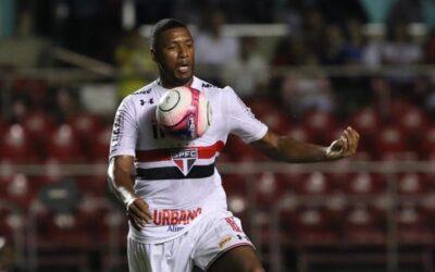 Jucilei é destaque no Globo Esporte antes do clássico do São Paulo diante do Santos no Morumbi