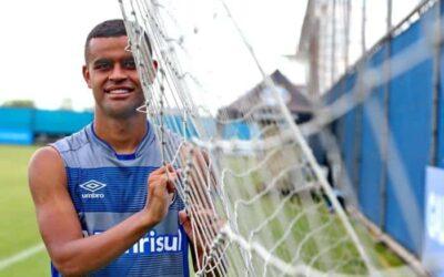 Em entrevista exclusiva ao Zero Hora, Alisson reforça sonho por títulos com a camisa do Grêmio