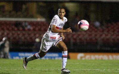 Em alta na temporada pelo São Paulo, zagueiro Bruno Alves é destaque no Diário LANCE!