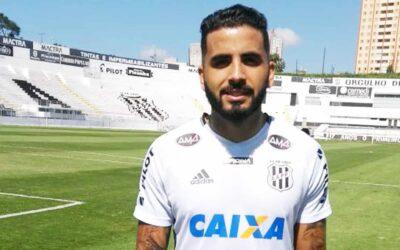 André Castro tem nome publicado no BID e vira opção na Ponte Preta contra o Londrina