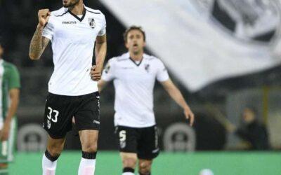 Jubal marca primeiro gol pelo Vitória de Guimarães e equipe vence na Liga Portuguesa