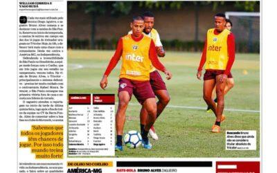 Em sequência como titular do São Paulo, Bruno Alves é destaque no LANCE!