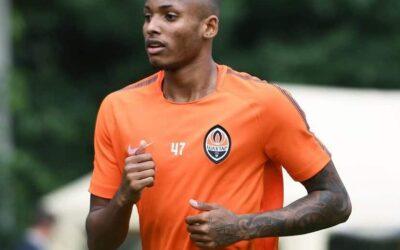 Por cinco temporadas, atacante Fernando é o novo reforço do Shakhtar Donetsk, da Ucrânia