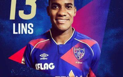 Após boas atuações no Japão, atacante Lins é emprestado ao FC Tokyo até dezembro de 2018!