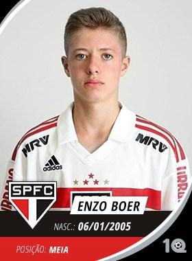 Enzo Boer