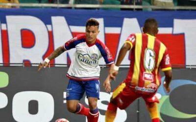 Artur volta a brilhar e marca seu primeiro gol pelo Bahia