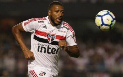 Prestes a completar 100 jogos, Jucilei fala sobre relação com o São Paulo