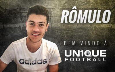 Atacante Rômulo, do Athletico, é o novo cliente Un1que Fottball