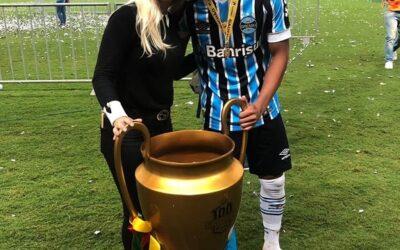 Alisson e Marcelo Oliveira conquistam o bicampeonato do Campeonato Gaúcho