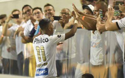 Rodrygo tem início de temporada melhor que em 2018; veja números da joia do Santos