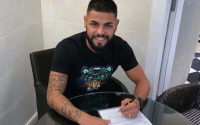 Após três temporadas no Nantes, Lima assina contrato com o Al Ahli