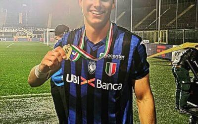 Rodrigo Guth é campeão da Supercopa Primavera TIM com a Atalanta
