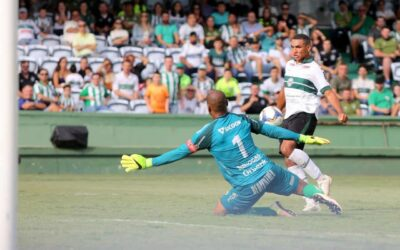 Igor Jesus volta a marcar e é o homem do jogo em vitória do Coritiba na Série B