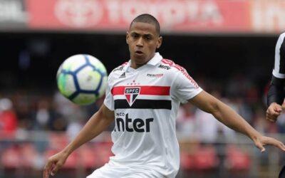Bruno Alves foi o melhor jogador do São Paulo no Brasileirão pelas notas do GloboEsporte.com