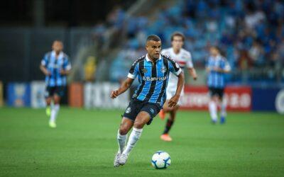 Especialista em mata-mata, Alisson encara final por protagonismo no Grêmio