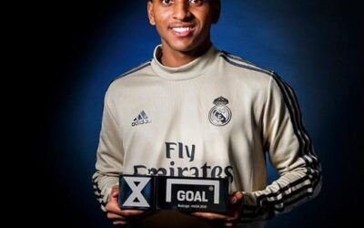 Rodrygo vence o NxGn 2020 Goal de melhor jovem do mundo