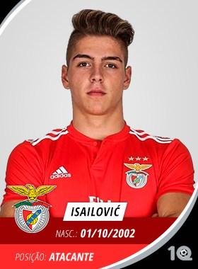 Isailović