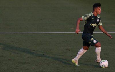 Do sub-20 à seleção em um ano, Menino foi de lágrimas ao trote com Weverton