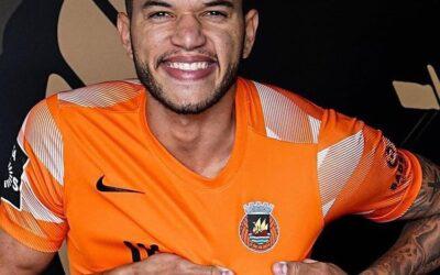 Goleiro Magrão é anunciado pelo Rio Ave