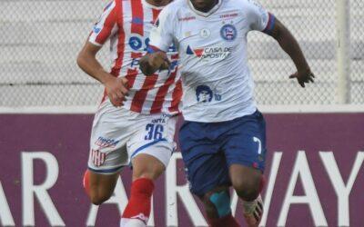 Élber completa 150 partidas pelo Bahia com classificação na Copa Sul-Americana