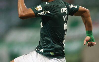 Com gol e grande atuação, Gabriel Menino é destaque da classificação do Palmeiras na Libertadores