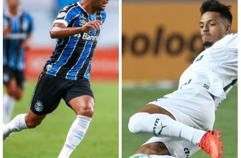 Com atletas Un1que Football, Palmeiras e Grêmio decidem Copa do Brasil