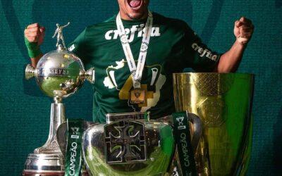 Em entrevista exclusiva, Gabriel Menino fala sobre temporada, futuro e pressão de ser um dos melhores do Palmeiras