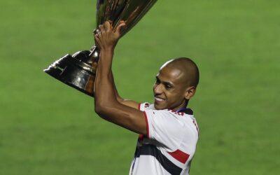 Campeão Paulista e autor do gol 300 do Tricolor na Libertadores, Bruno Alves é destaque na TNT