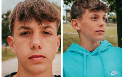 Paco Esteban e Sergio Esteban são os novos clientes da Un1que Football