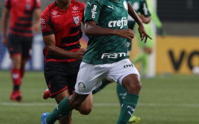 Luis Guilherme é convocado para a Seleção Brasileira Sub-15